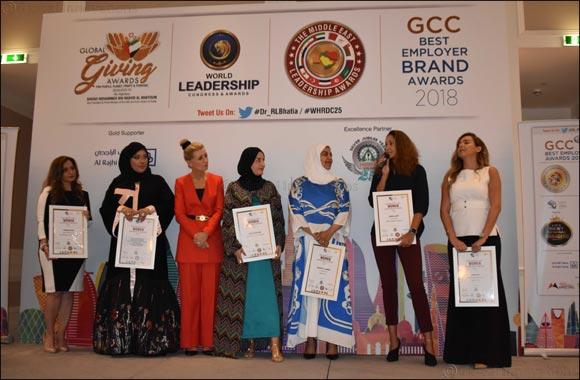 Dubai-based sports star Sarra Lajnef gets Women Leadership Award