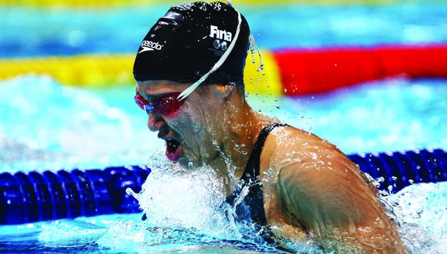 Sarra Lajnef wins four medals at World Masters Championships